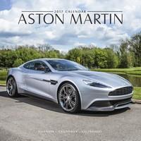 Aston Martin Wall Calendar 2017
