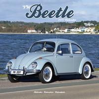 Beetle Wall Calendar 2017