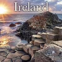 Ireland Wall Calendar 2017