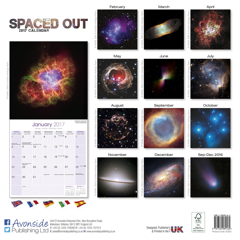 astronomy calendar 2017 back yard - photo #14
