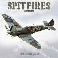 Spitfires Wall Calendar 2017