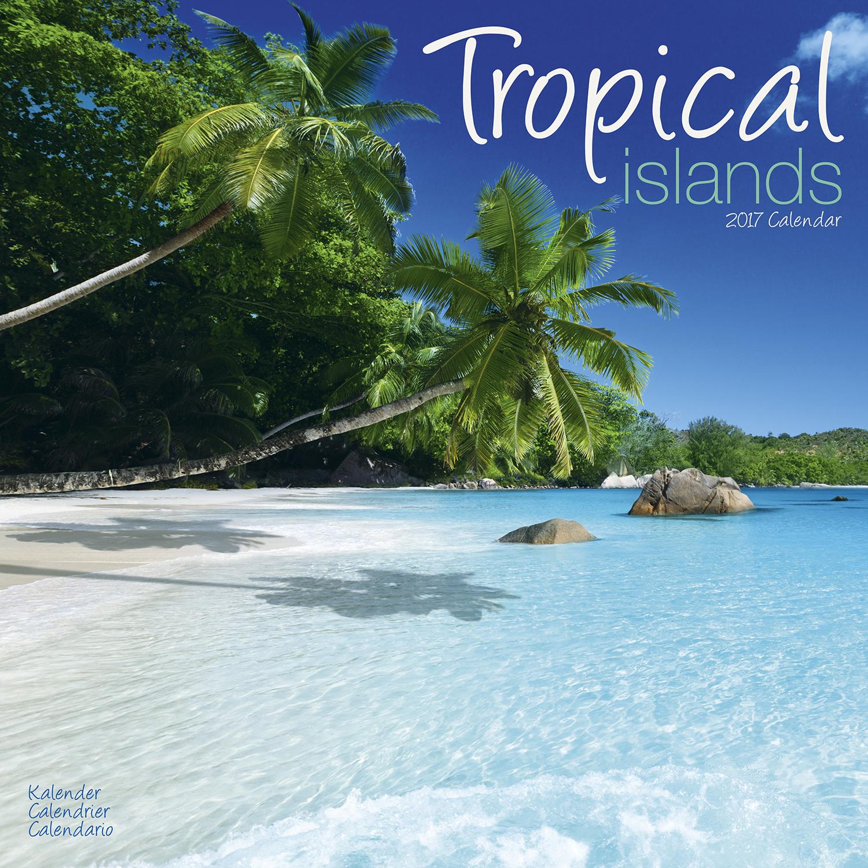 tropical islands calendar 2017 30421 17 travel places. Black Bedroom Furniture Sets. Home Design Ideas