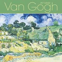 Van Gogh Wall Calendar 2017