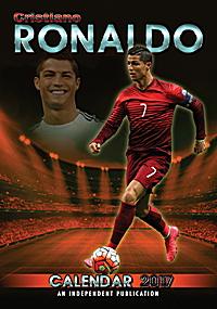 Cristiano Ronaldo Celebrity Wall Calendar 2017