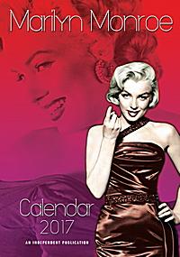 Marilyn Monroe Celebrity Wall Calendar 2017
