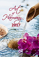 Art Of Harmony Wall Calendar 2017