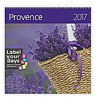 Provence Wall Calendar 2017