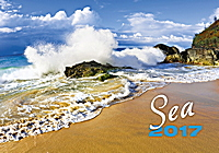 Sea Wall Calendar 2017