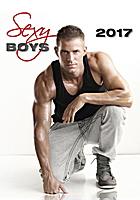 Sexy Boys Wall Calendar 2017