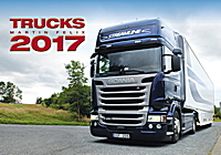 Trucks Wall Calendar 2017 Amazon