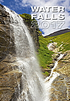 Waterfalls Wall Calendar 2017