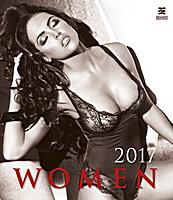 Women Wall Calendar 2017
