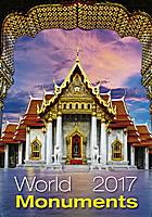 World Monuments Wall Calendar 2017