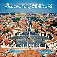 Landmarks of The World Wall Calendar 2017