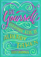 Be Yourself Engagement Planner 2017