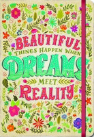 Beautiful Things Happen Deconstructed Planner 2017