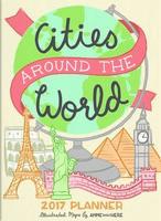Cities Around the World Poster Calendar 2017