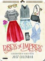 Dress to Impress Poster Calendar 2017