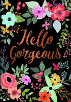 Hello Gorgeous Pocket Planner 2017
