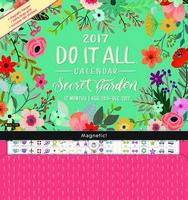 Secret Garden Do It All Wall Calendar 2017