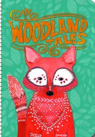 Woodland Tales On Time Weekly Planner 2017